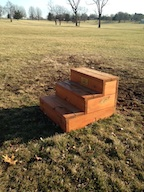 mounting block small